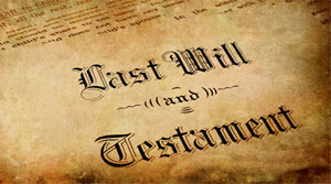 Copy of Wills, probate and inheritance, grant of probate
